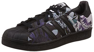 adidas Damen Superstar Sneakers
