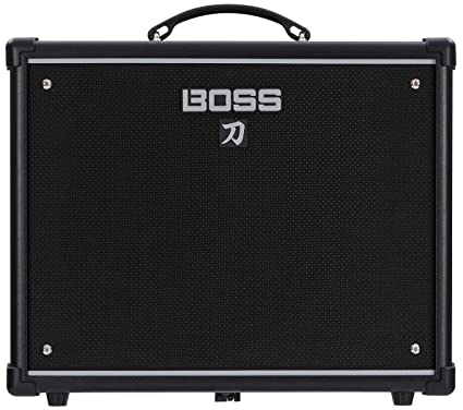 Amazon.com: BOSS Katana 50 W 1 x 12 Combo – Amplificador ...