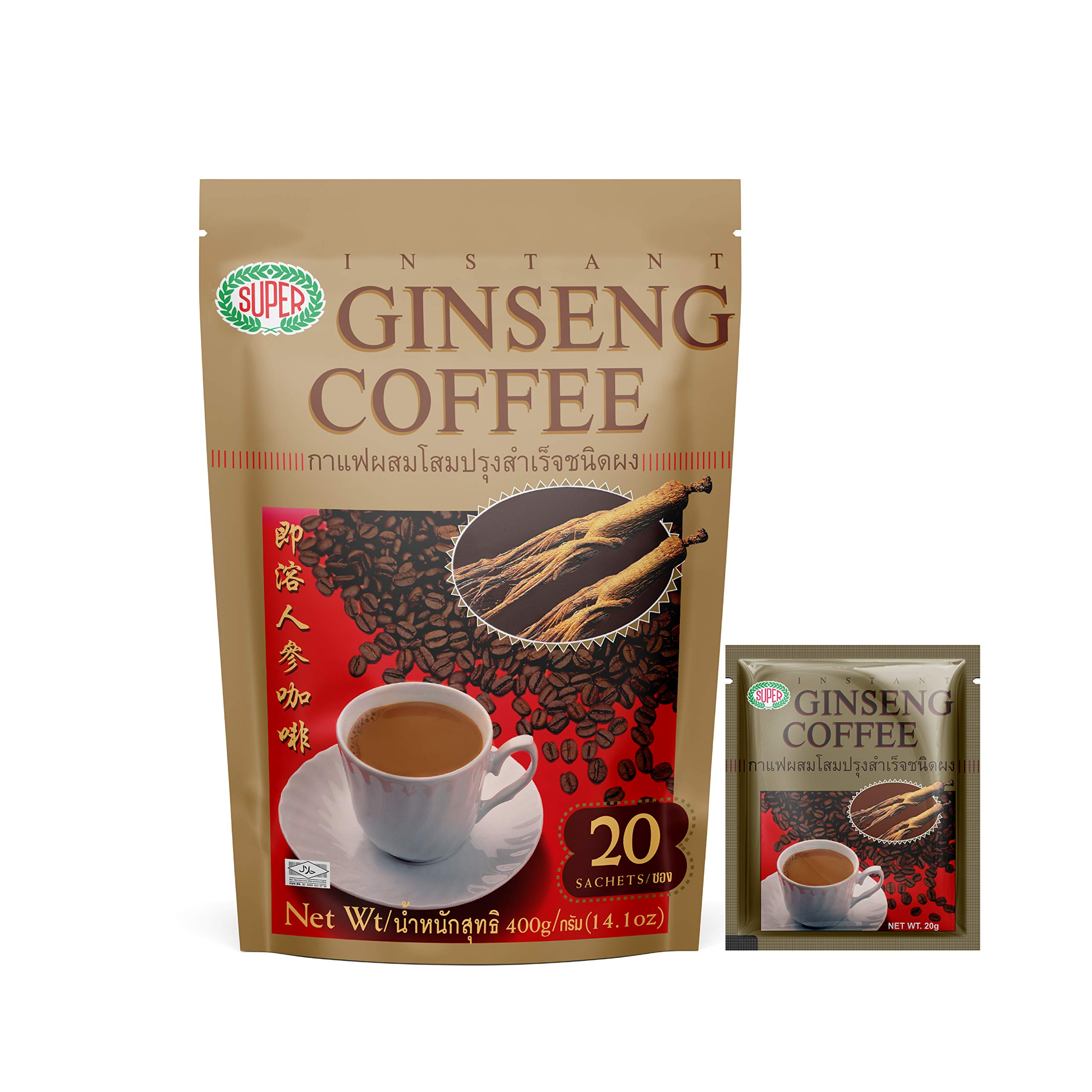 SUPER Ginseng Coffee