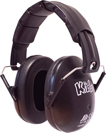 Kapselgehörschutz Gehörschutz Kapsel Kinder Kopfhörer Lärmschutz Dämpfer Orange