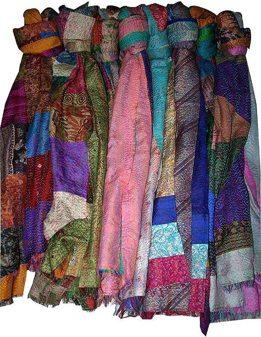 lot of 10  wholesale chiffon scarf wrap women gift  bohemian