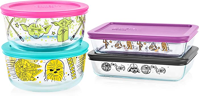 Top 10 Halloween Print Food Storage Containers