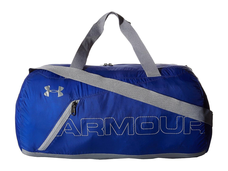 (アンダーアーマー) UNDER ARMOUR ユニセックスダッフルバッグ UA Packable Duffel Bag Royal/Steel/Silver OS B07CBQQBLS