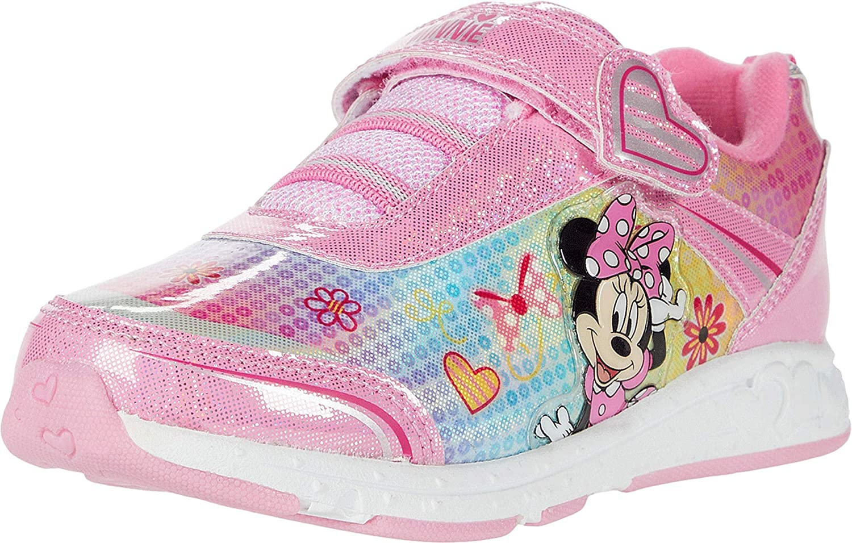 Josmo Kids Girl's Minnie Mouse Sneaker
