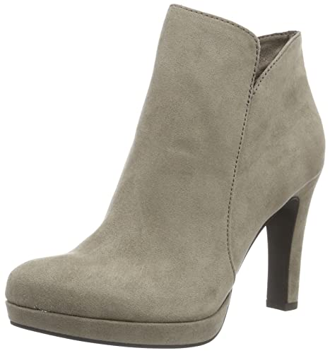 Tamaris 25316, Botines para Mujer, Marrón (Pepper 324), 35 EU: Amazon.es: Zapatos y complementos