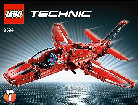 レゴ (LEGO) テクニック ジェット・プレーン 9394