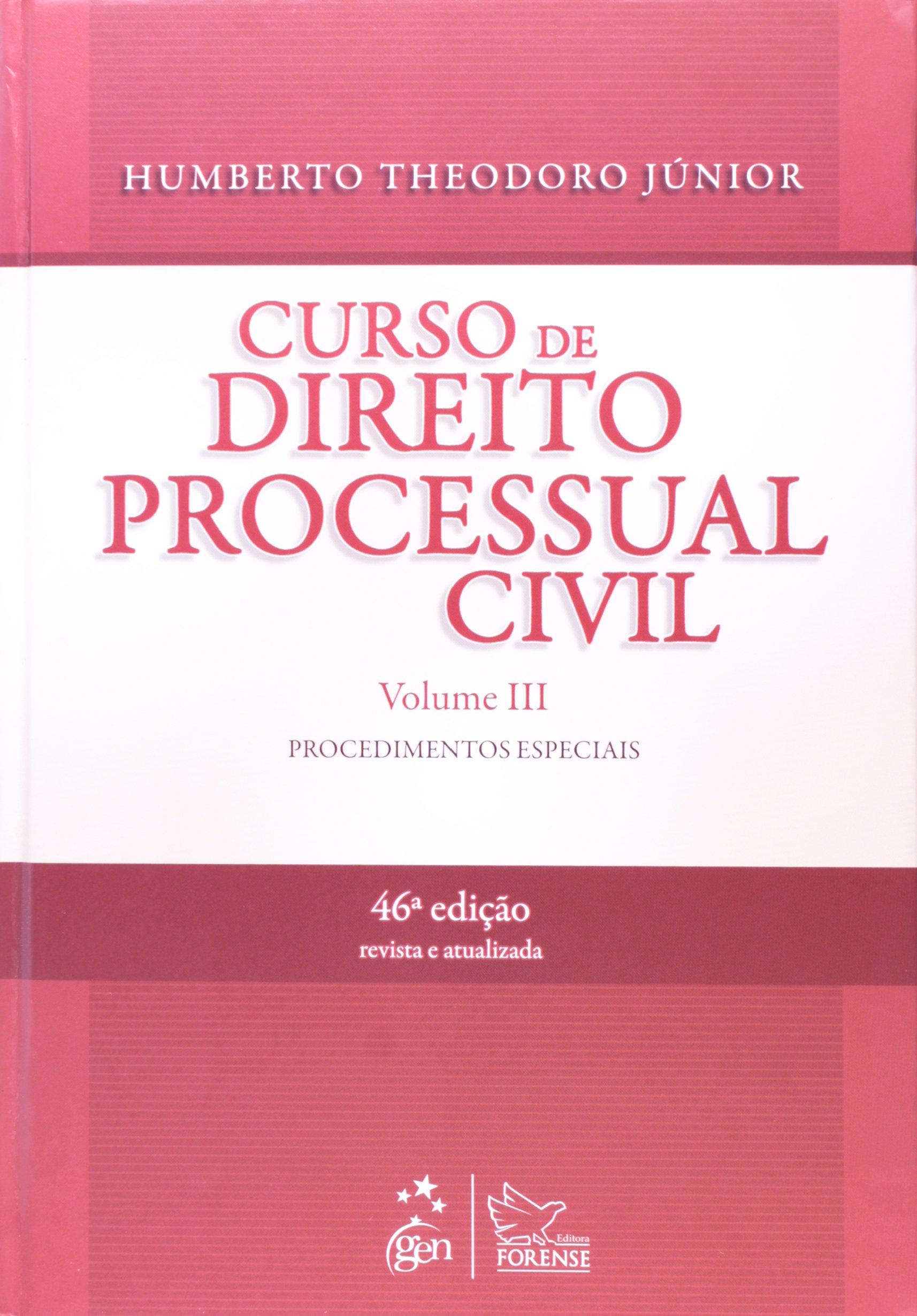 Civil theodoro de curso pdf direito junior processual humberto