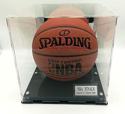 Acryl Vitrine Display Case Staubdicht für Basketball Fußball