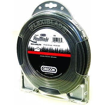 oregon 21 603 flexiblade 89 feet donut of string trimmer line gauge. Black Bedroom Furniture Sets. Home Design Ideas