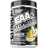 Nutrex Research EAA + Hydration Essential Amino Acids Supplement, Apple Pear 390 grams