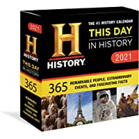 Image for 2021 History Channel This Day in History Boxed Calendar: 365 Remarkable People, Extraordinary Events, and Fascinating Facts