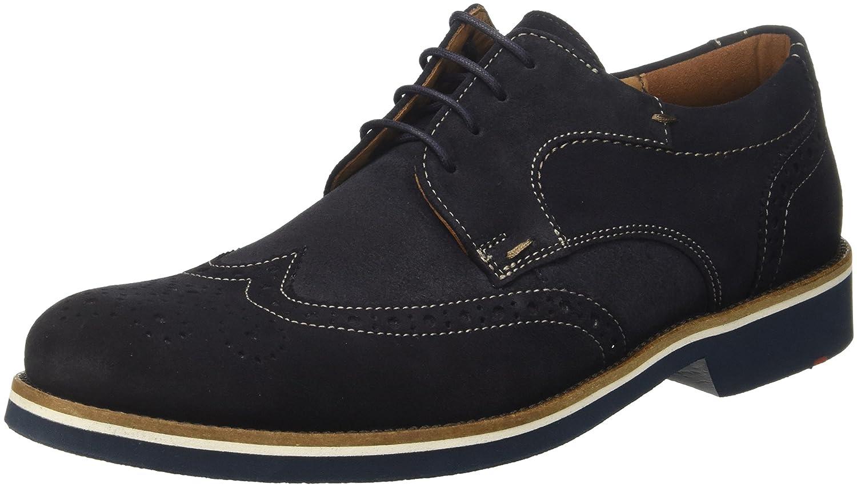 TALLA 44.5 EU. LLOYD Fleet, Zapatos de Cordones Derby para Hombre