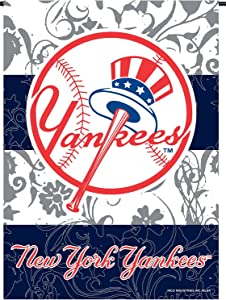 "Rico Industries Yankees Garden Flag 13"" X 18"""