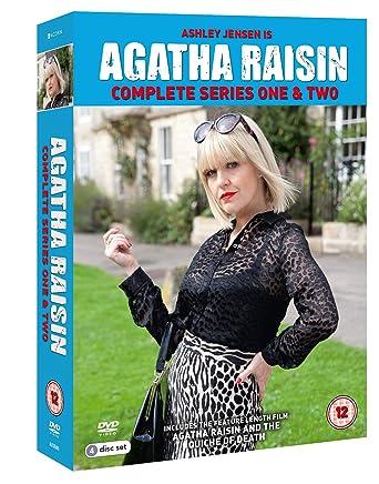 Agatha Raisin: Series 1 & 2