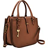Fossil Women's Ryder Leather Satchel Purse Handbag