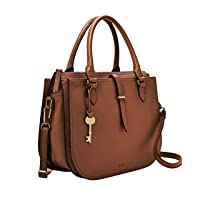 Women's Ryder Leather Satchel Purse Handbag