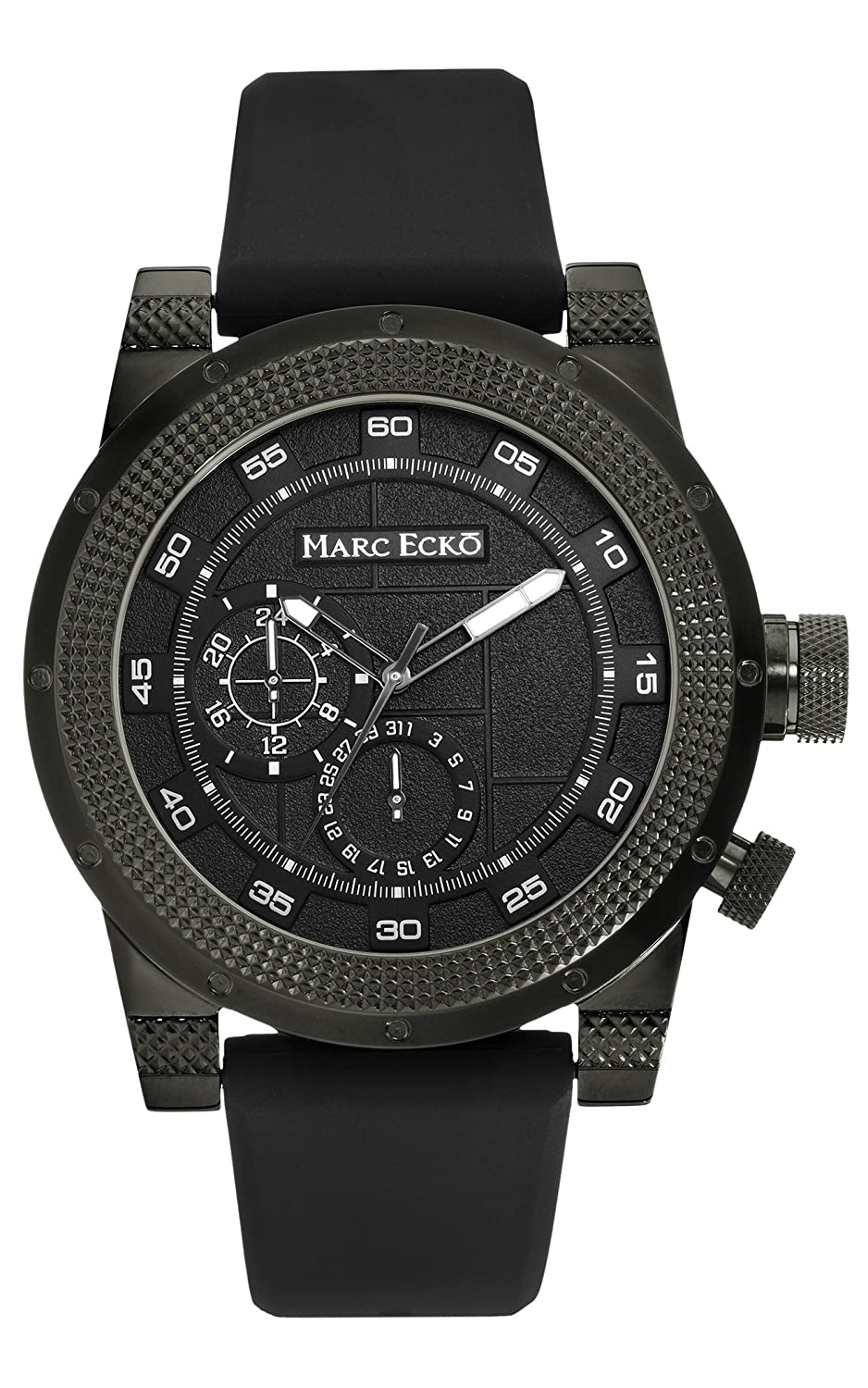 Amazon.com: Marc Ecko Men's M12503G1 The Roller Multi-Function Watch:  Watches