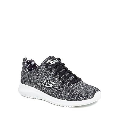 Pour Noir Noir36 5 Mode Femme Baskets Eu Skechers m8nONPyvw0