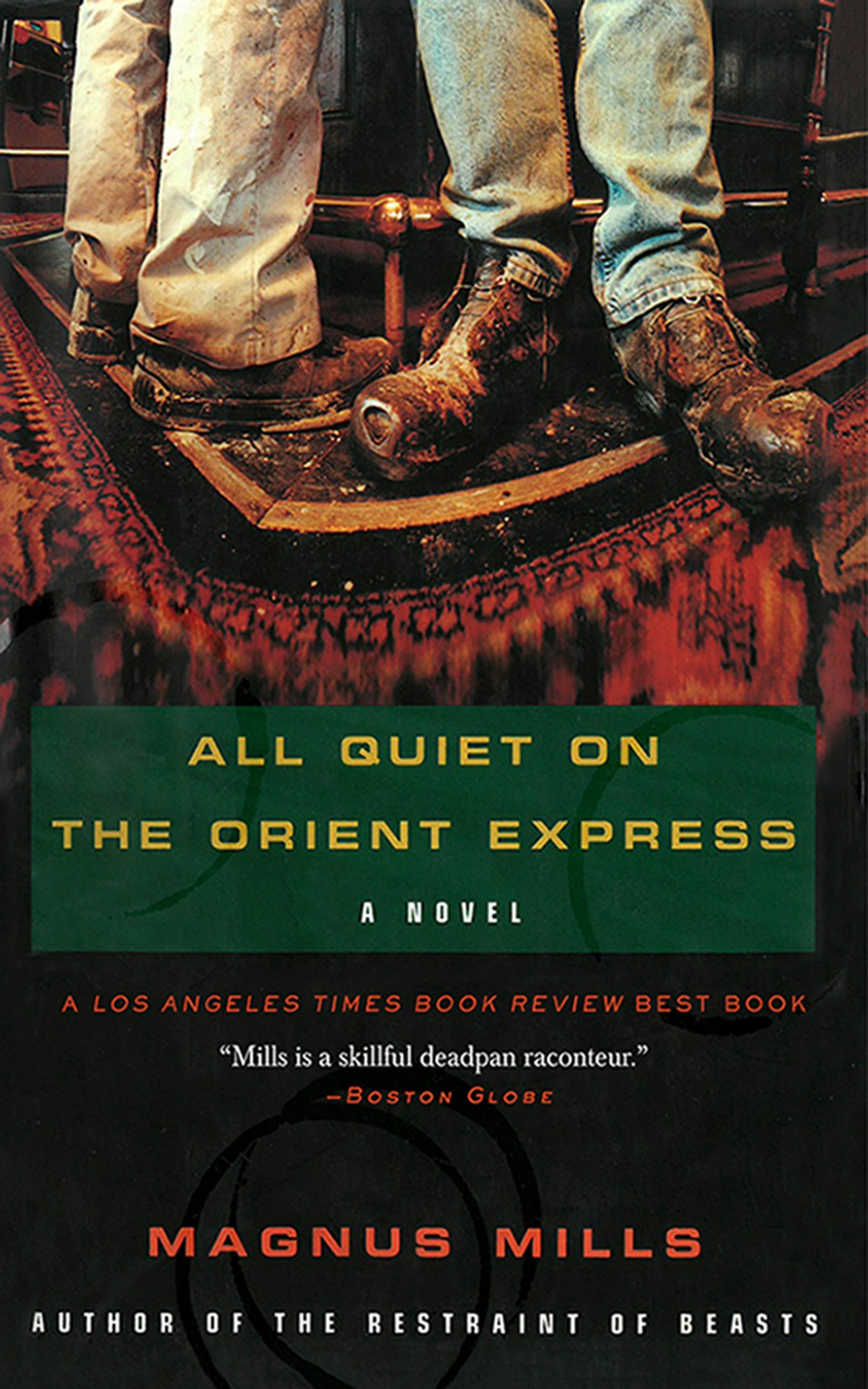 All Quiet on the Orient Express: A Novel pdf