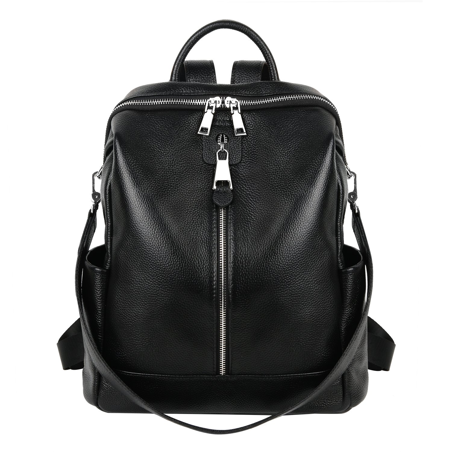 Backpacks for Women Large Capacity Leather Womens Backpack School Bag two ways carry Shoulder Bags