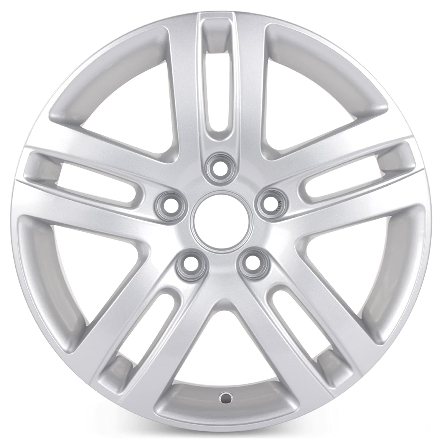 amazon new 16 alloy replacement wheel for volkswagen jetta vw Volkswagen GTI Lowered amazon new 16 alloy replacement wheel for volkswagen jetta vw 2005 2006 2007 2008 2009 2010 2011 2012 2013 2014 2015 2016 2017 silver rim 69812