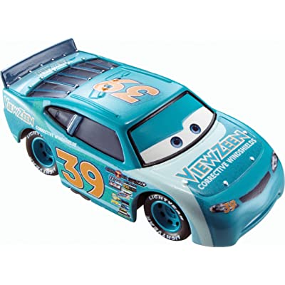 Disney/Pixar Cars #39 Ryan Shields (View Zeen)Diecast Vehicle: Toys & Games