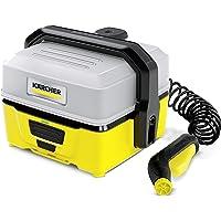 Kärcher Mobile Outdoor Cleaner OC 3 (watertankvolume: 4 l, lithium-ion-accu, afneembare watertank, zachte lage druk…