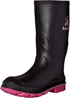 Moneysworth and Best Kid's Rubber Rain Boots, Camping & Hiking ...