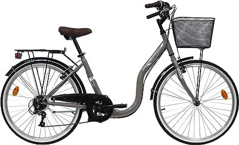 VTC Montana - Bicicleta de montaña para Mujer, 26 Pulgadas ...