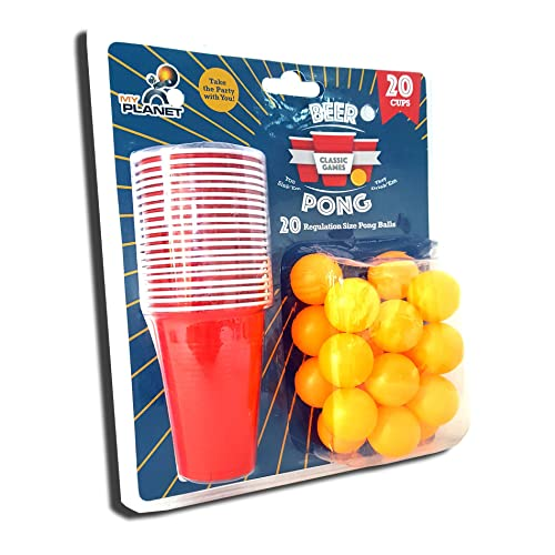 Beer Pong - Ping Pong de cervezas - Juegos para beber