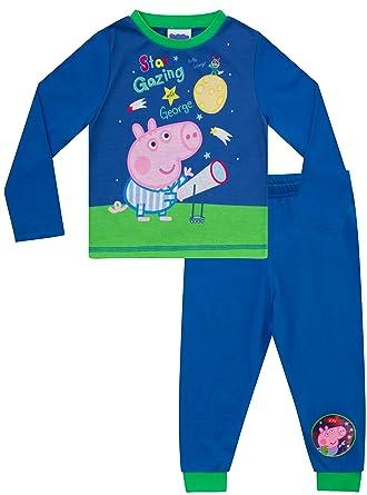 e0b0882cd8c0 Star Gazing George Pig Pyjamas 1 to 5 Years George Pig Pyjamas Peppa ...
