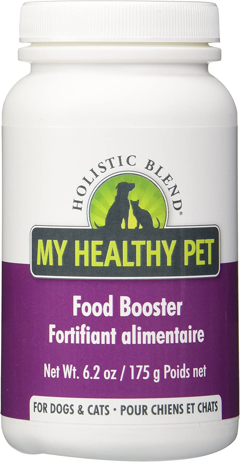 Holistic Blend: My Healthy Pet 1 Piece Food Booster for Pets, 175g:  Amazon.ca: Pet Supplies