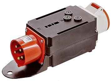 Gut bekannt as - Schwabe Mixo Adapter 60532 Breg, 1 CEE Gerätestecker 32 A YQ74
