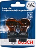 Bosch 31574157AL 3157A / 4157A Long Life Upgrade Minature Bulb, Pack of 2