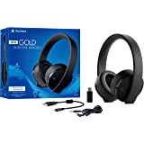 Wireless Stereo Headset for PlayStation 4, Gold - Classics Edition