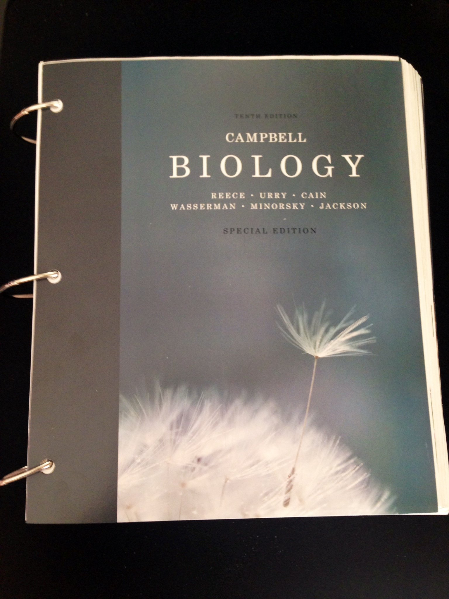 BIOLOGY 10TH EDITION CAMPBELL PDF DOWNLOAD