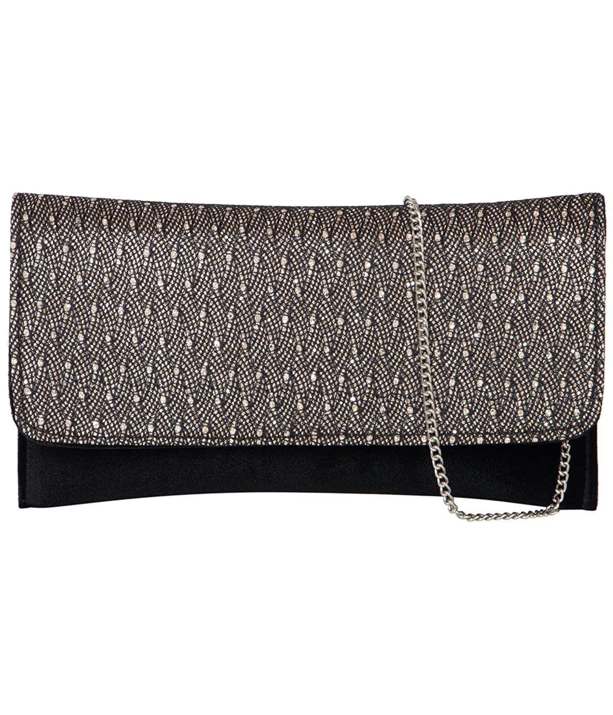 ded48d98f811 ADISA Women s Clutch Sling Bag(Cl006-Cop
