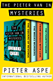 The Pieter Van In Mysteries: The Square of Revenge, The Midas Murders, From Bruges with Love, and The Fourth Figure