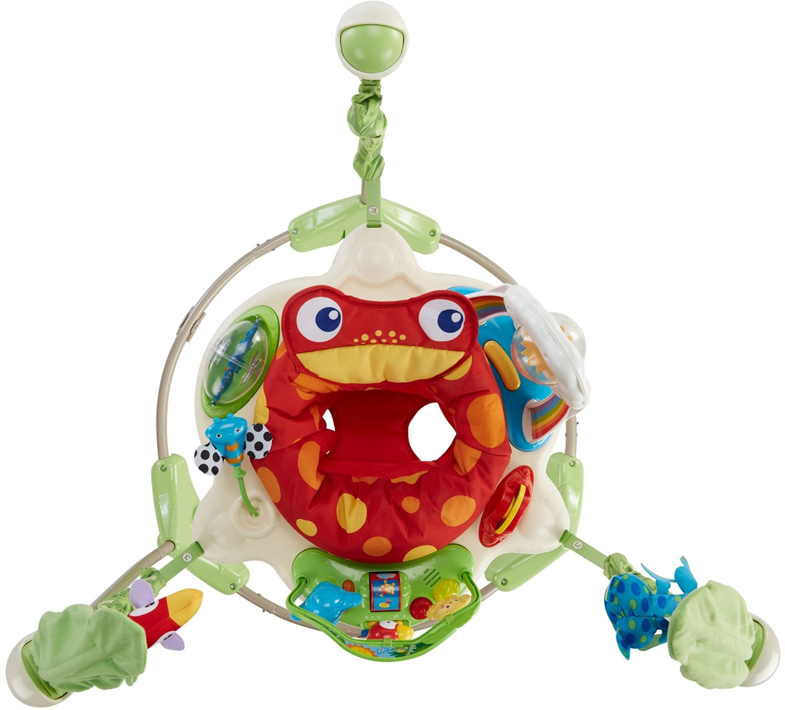 Fisher-Price Rainforest Jumperoo by Fisher-Price (Image #8)