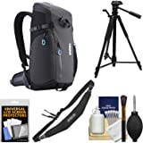 Thule TPDP-101 Perspectiv DSLR Camera Daypack Backpack with Tripod + Strap + Kit