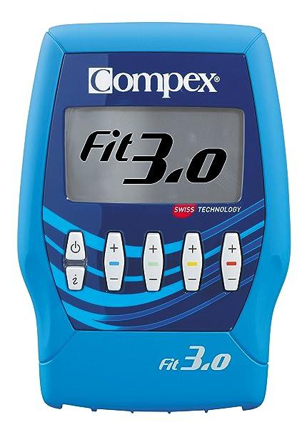 meilleurs tissus sélectionner pour officiel meilleur pas cher Amazon.com : Compex FIT 3.0 CO1 2534116 Muscle Stimulation ...