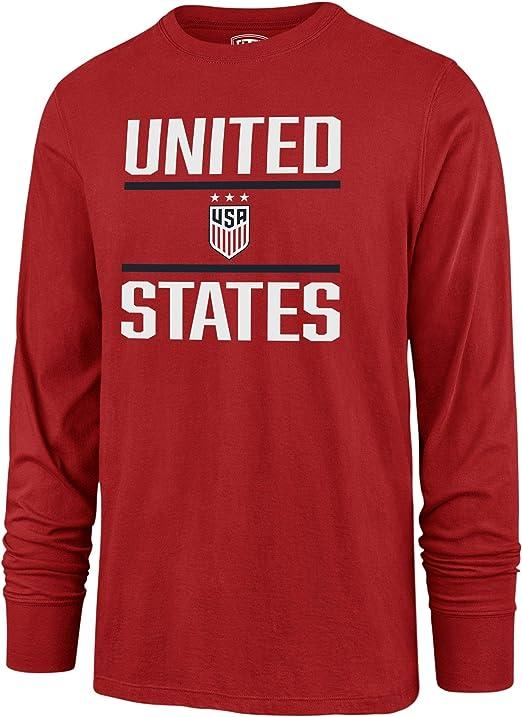 OTS World Cup Soccer Adult Mens USSF Mens Fleece Hoodie