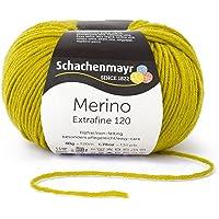 Schachenmayr Merino Extrafine 120 9807552 Handstrickgarn, Schurwolle