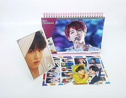 Mini Desk Calendar 2020 Amazon.: BTS Bangtan Boys 2019 2020 Desk Calendar, Stand Photo