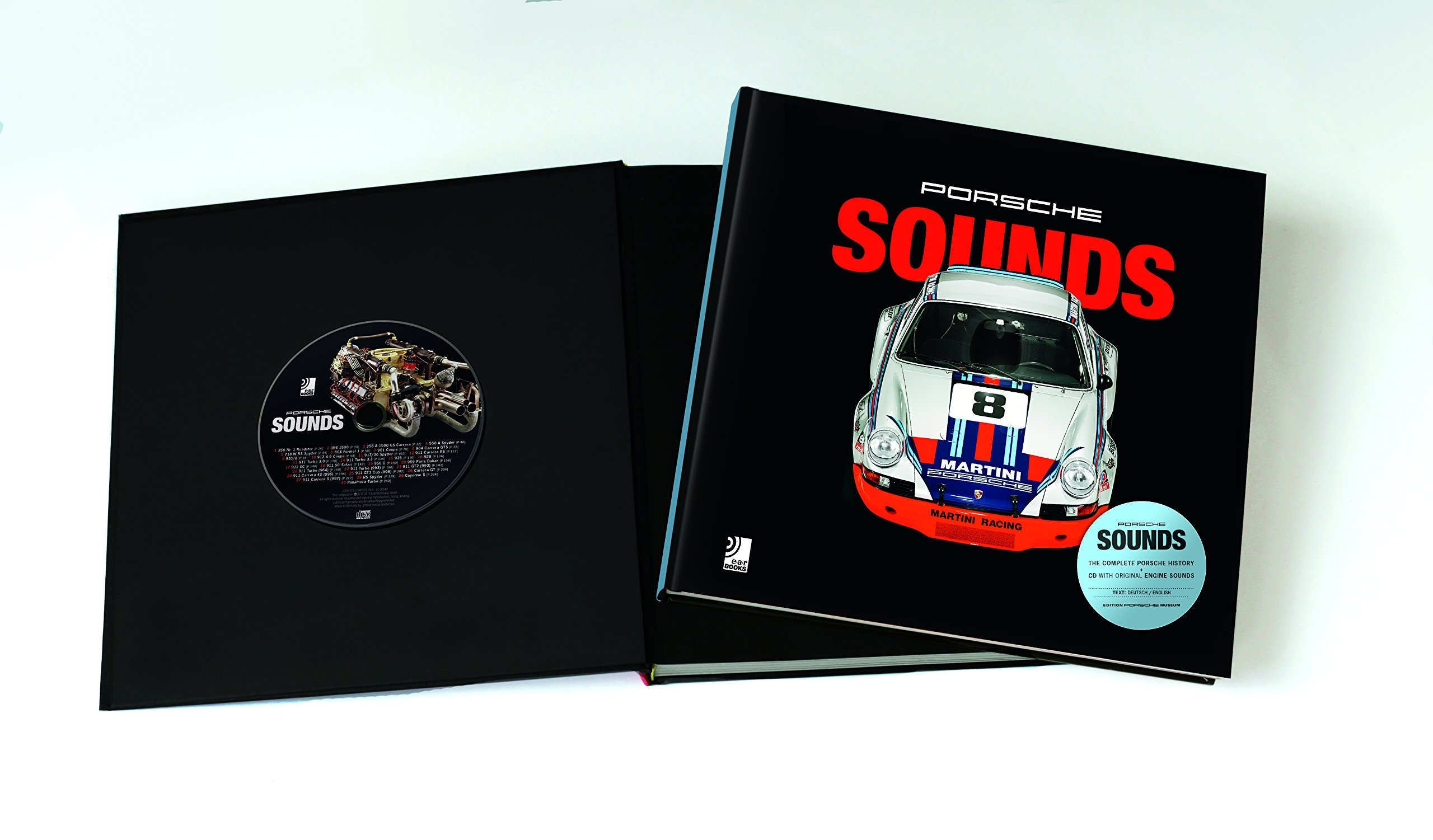Porsche Sounds - Edición 2016 (+ CD) (Ear books): Amazon.es: Vv.Aa.: Libros