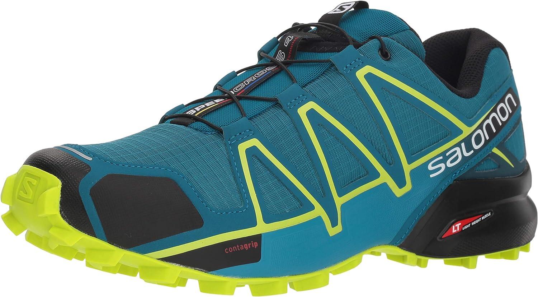Salomon Herren Speedcross 4 Trailrunning Schuhe: Salomon XSCJA