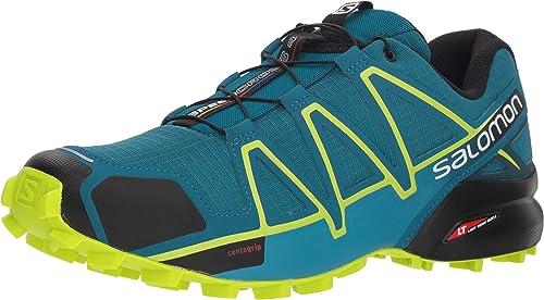 Salomon Herren Speedcross 4 Trailrunning Schuhe