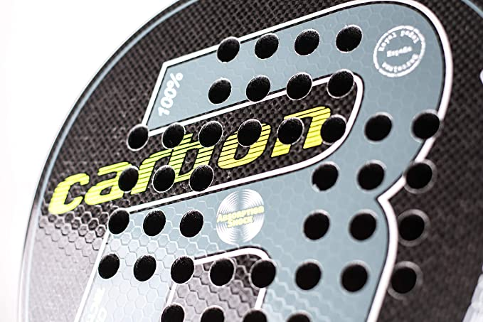 Amazon.com : Royal Padel | RP M27 Hybrid 2019 Padel Racket ...