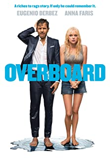 Book Cover: Overboard
