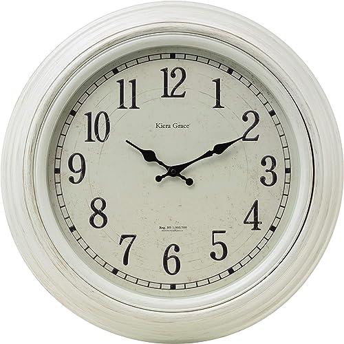kieragrace Farmhouse wall-clock